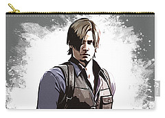 Leon S. Kennedy Carry-all Pouch