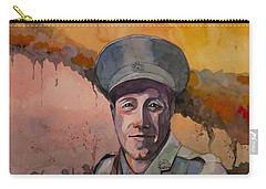 Leonard Keysor Vc Carry-all Pouch by Ray Agius