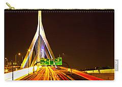 Leonard P. Zakim Bunker Hill Bridge  Carry-all Pouch