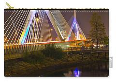 Leonard P. Zakim Bunker Hill Bridge Reflection Carry-all Pouch