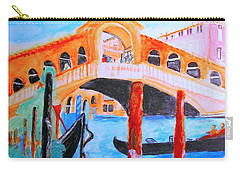 Leonardo Festival Of Venice Carry-all Pouch
