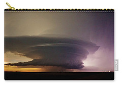 Leoti, Ks Supercell Carry-all Pouch