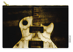 Les Paul Guitar Carry-all Pouch by Bill Cannon