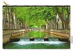 Les Quais De La Fontaine Nimes Carry-all Pouch