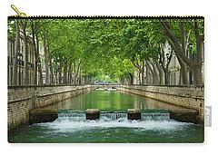 Les Quais De La Fontaine Carry-all Pouch