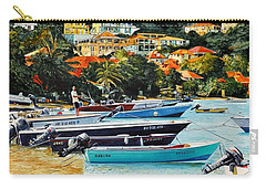 Les Saintes, French West Indies Carry-all Pouch