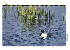 Lesser Scaup Adult Male Carry-all Pouch