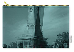 Carry-all Pouch featuring the photograph Lest We Forget. by Keith Elliott