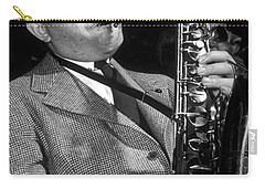 Lester Young  Carry-all Pouch
