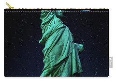 Carry-all Pouch featuring the photograph Let Freedom Ring by Darren White