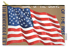 Let Freedom Ring Carry-all Pouch