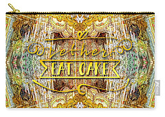 Let Her Eat Cake Queen Grand Apartment Versailles Carry-all Pouch