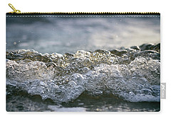 Carry-all Pouch featuring the photograph Let It Come To You by Laura Fasulo