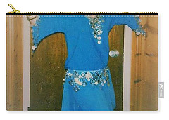 Carry-all Pouch featuring the photograph Let Me Entertain You by Denise Fulmer