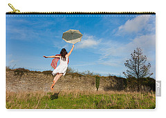 Let The Breeze Guide You Carry-all Pouch