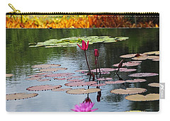 Carry-all Pouch featuring the photograph Let The Music Lift You by Michiale Schneider