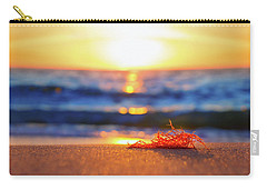 Let The Sunshine In Carry-all Pouch by Iryna Goodall