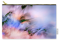 Let The Winds Of The Heavens Dance Carry-all Pouch by Theresa Tahara