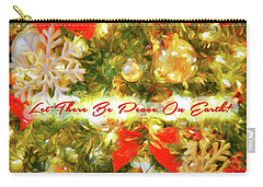 Let There Be Peace On Earth 2 Carry-all Pouch