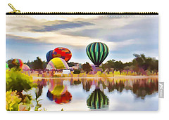 Let Your Heart Soar Carry-all Pouch