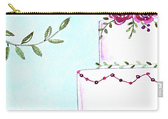 Let's Celebrate With The Birds Carry-all Pouch