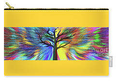 Carry-all Pouch featuring the photograph Let's Color This World By Kaye Menner by Kaye Menner