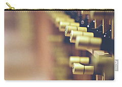 Carry-all Pouch featuring the photograph Let's Crack One Open by Trish Mistric
