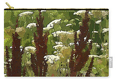 Let's Dance Carry-all Pouch by Betsy Zimmerli