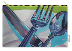 Let's Eat Carry-all Pouch