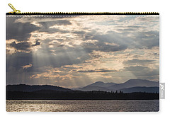 Carry-all Pouch featuring the photograph Let's Get Lost by Yvette Van Teeffelen