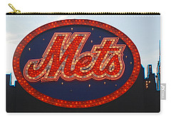 Lets Go Mets Carry-all Pouch