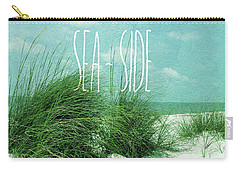 Let's Go To The Sea-side Carry-all Pouch