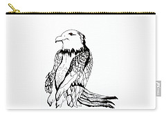Let's Prey Eagle Carry-all Pouch