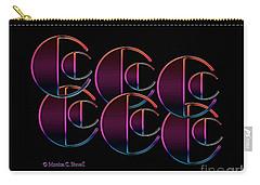 Letter Art L5 - Cs Carry-all Pouch