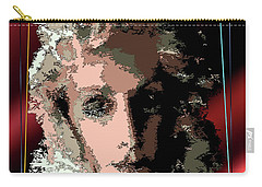 Letters From Your Soul Carry-all Pouch by Leo Symon
