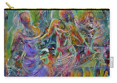 Letting Go Carry-all Pouch by Gail Butters Cohen