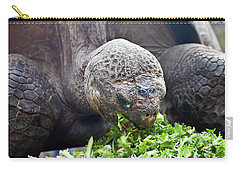 Carry-all Pouch featuring the photograph Lettuce Makes You Strong by Miroslava Jurcik