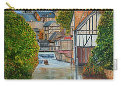 L'eure A Louviers -  France Carry-all Pouch