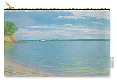 Lewis And Clark Lake Carry-all Pouch