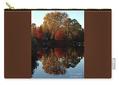 Lewis Ginter Fall Foliage Carry-all Pouch