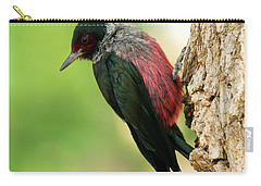 Lewis Woodpecker Carry-all Pouch