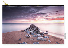 Carry-all Pouch featuring the photograph Liberate Inanimate Objects by Edward Kreis