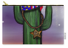 Arizona 4th Of July Carry-all Pouch