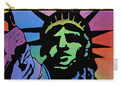 Liberty Of Colors Carry-all Pouch