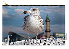 Liberty Of An Pacific Gull Carry-all Pouch