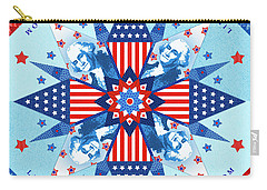 Liberty Quilt Carry-all Pouch