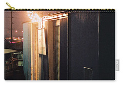 Carry-all Pouch featuring the photograph Liberty by Steve Karol