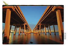 Licata Bridges In Tampa Carry-all Pouch