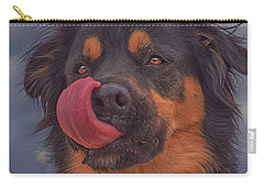 Lick  Carry-all Pouch by Brian Cross