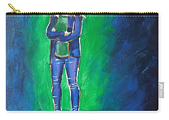 Liesbeth- Painting Class Model Carry-all Pouch